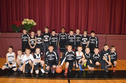 4th Grade @ Christmas Tournament